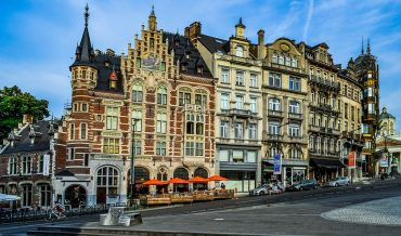 Belgian designer shops