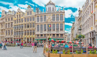 Tax free system for buyers in Brussels
