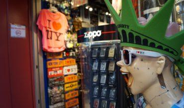 Le shopping aux États-Unis, c'est génial !