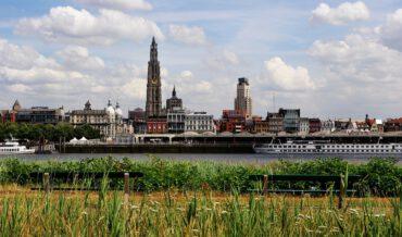 Antwerpen, waar je waarschijnlijk niets van wist
